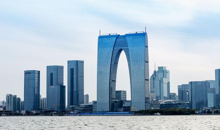 苏州自贸片区在全国第5批自贸区排名第一